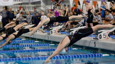 2017 Academic All-Big 12 Swimming & Diving Team Announced