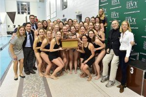 Yale Women Take Home 1st Ivy Title Since 1979