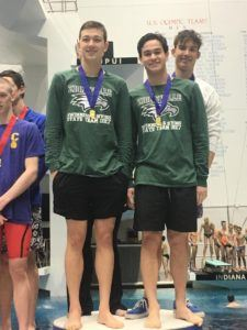 Zionsville (IN) Breaks National HS Record in 200 Medley Relay