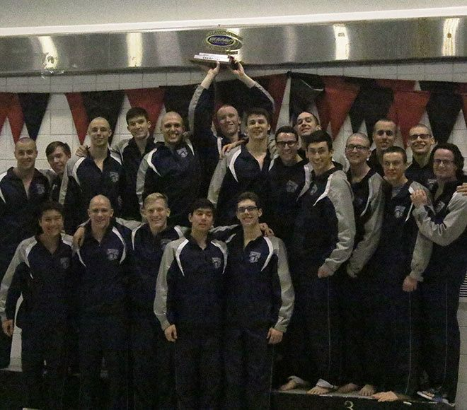 Geneseo Men Win 24th Overall SUNYAC Title