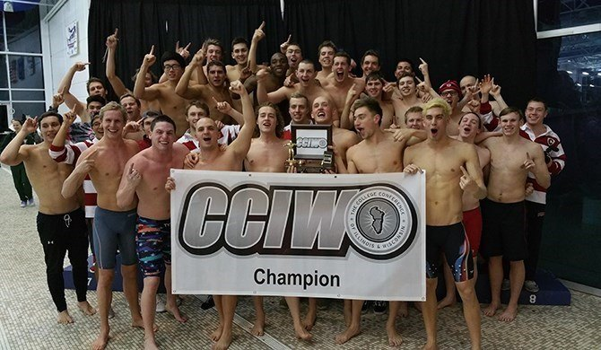 Carthage Wins First CCIW Men's Title Since 2012, Seventh Overall
