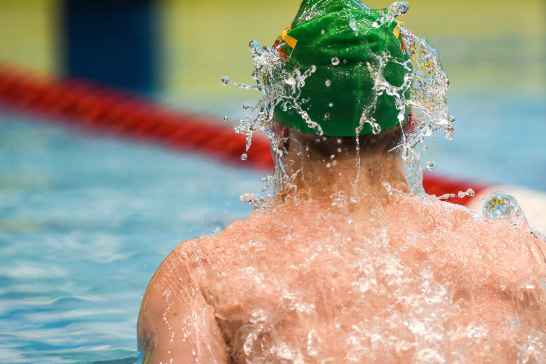 3 Big Eating Mistakes Swimmers Make on Race Day