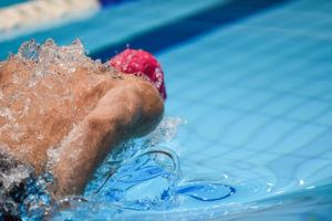 Sates Takes 400 IM To Close Out South African C'ships
