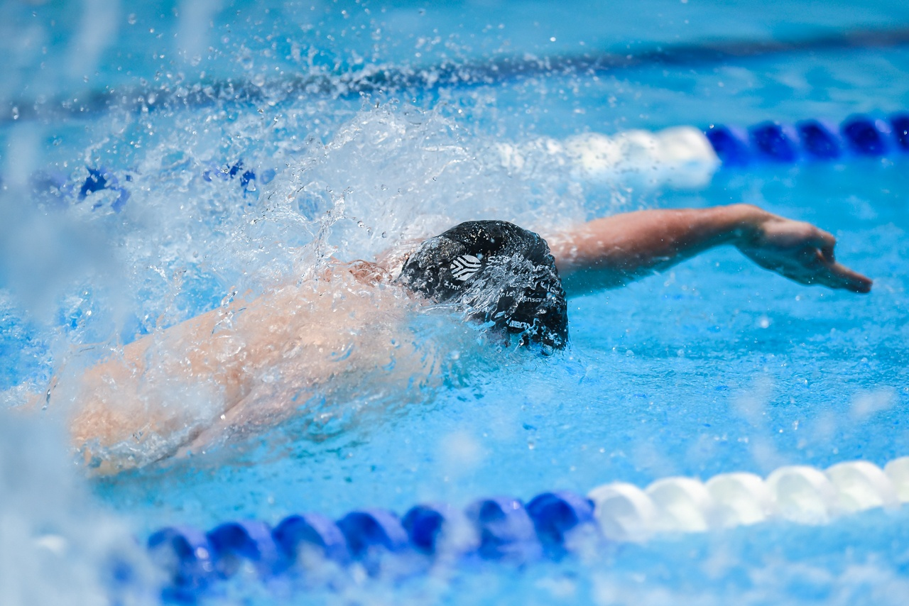 Analysis Of The Frontcrawl Recovery Stroke On The Cartesian Plan