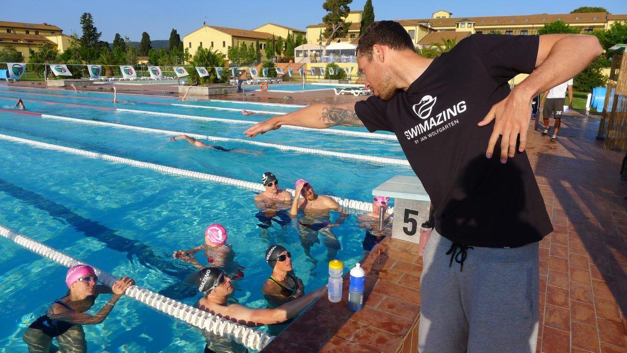 Swimazing: Training für alle Leistungslevels mit Topschwimmern
