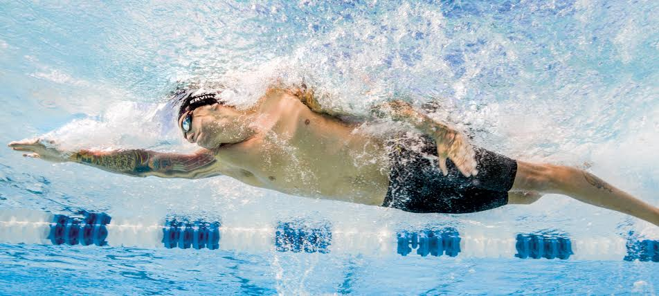 FINIS Set Of The Week: Lunchtime Swim