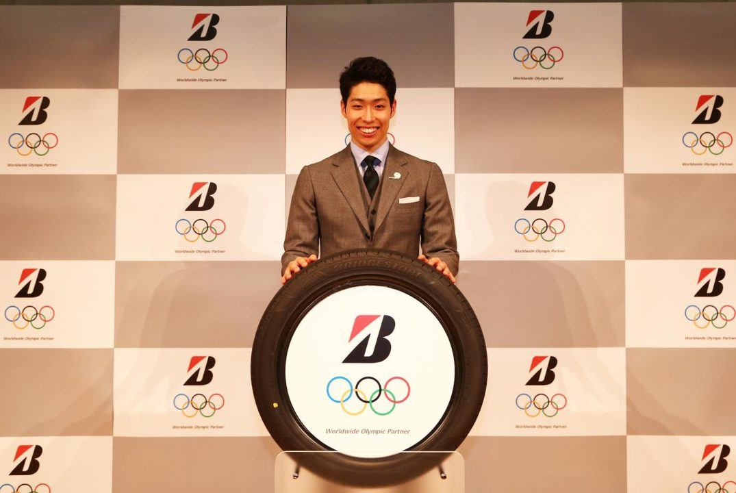 Olympic Champion Kosuke Hagino To Make Earlier Return To Racing