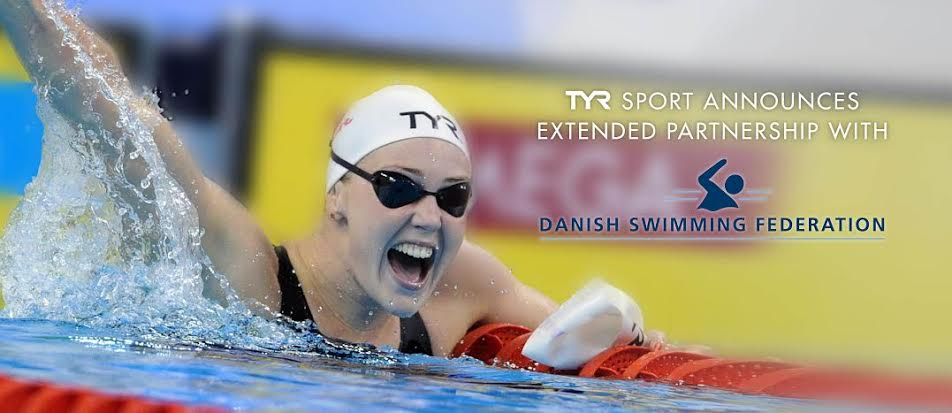 TYR Sport Announces Extended Partnership Of Danish Swimming Federation