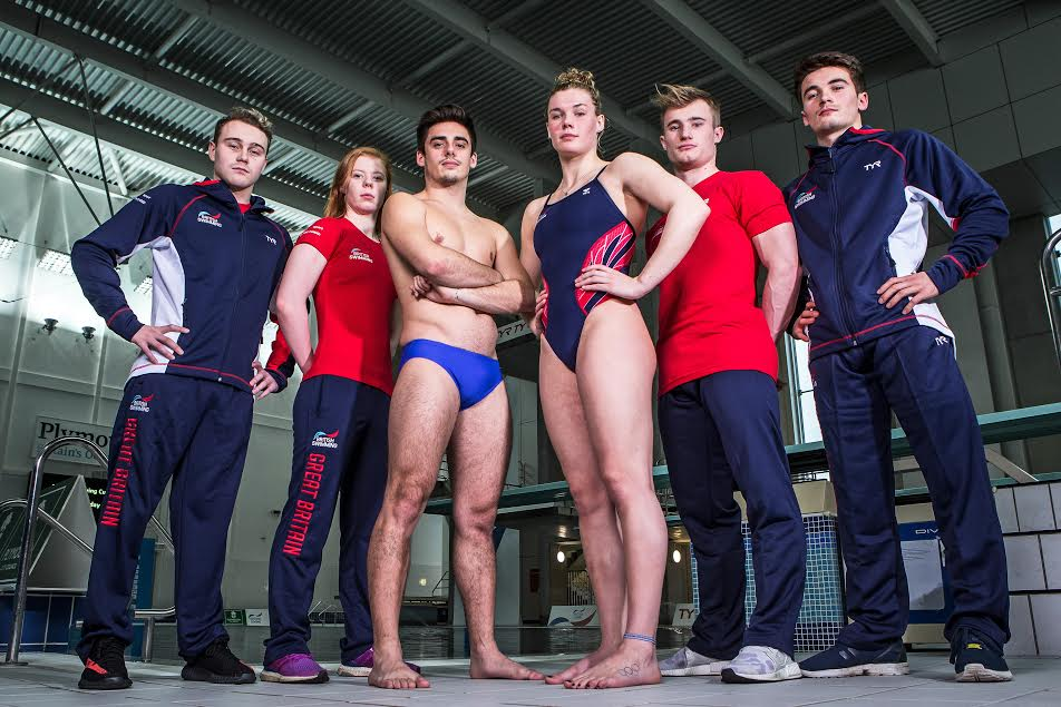 TYR Sport & British Swimming Unveil National Team Kit