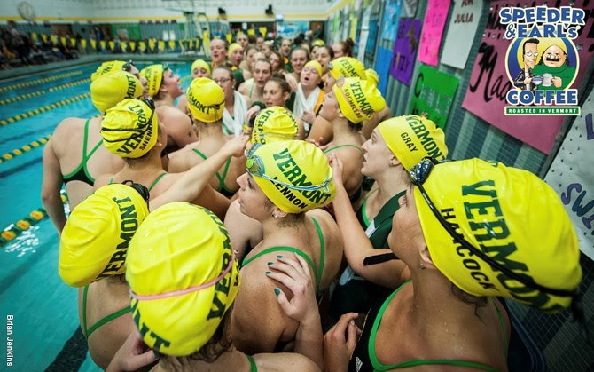Vermont Reduces Scholarships for Women's Swimming & Diving Program