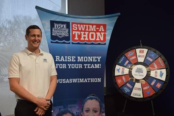 USA Swimming Announces 2016 Swim-a-Thon Contest Winner