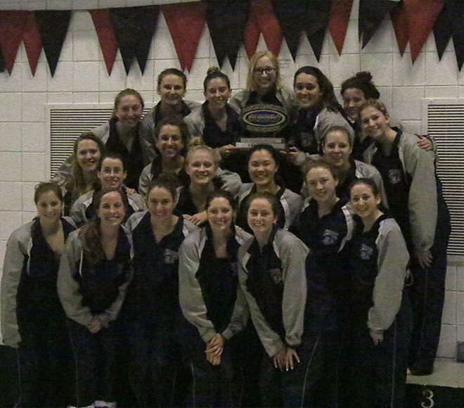 Geneseo Women Earn 10th Consecutive SUNYAC Title