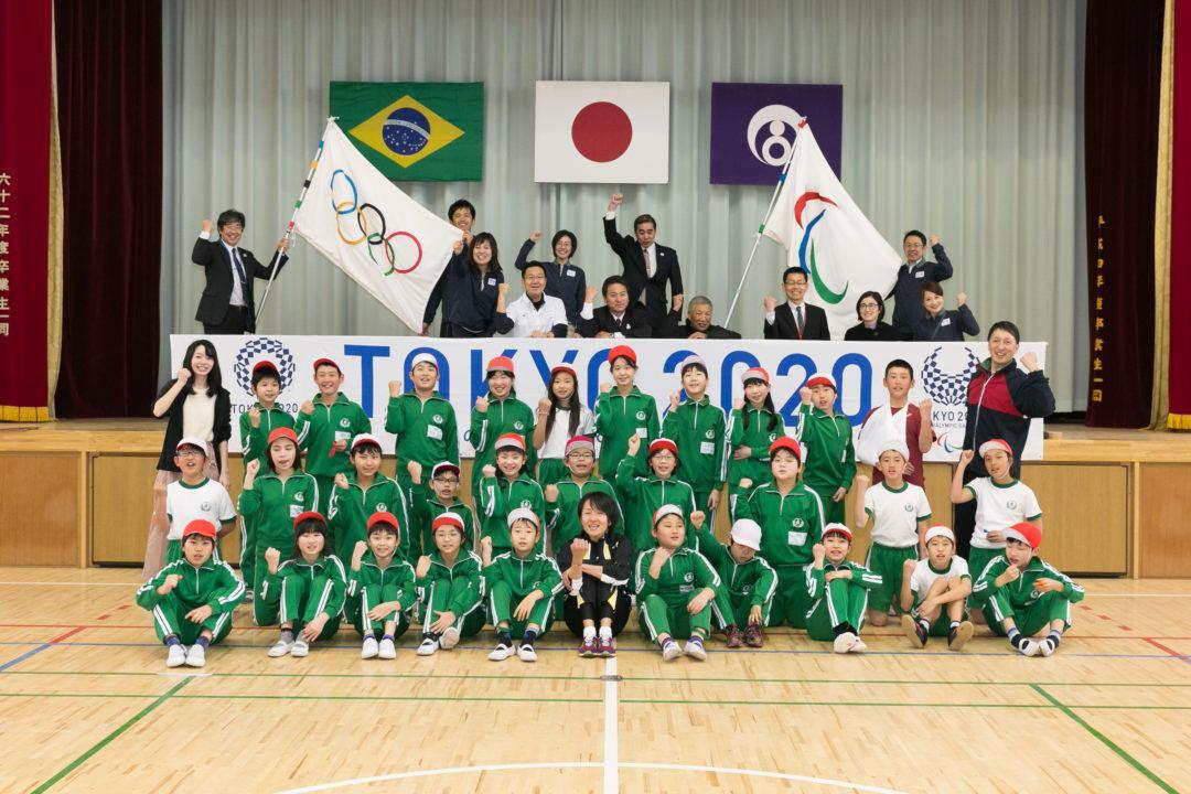 Tokyo 2020: Brazilians Procure 6 Japanese Training Bases