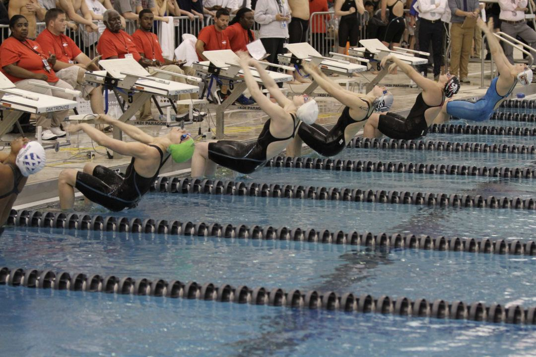 2020 NAIA Women's Nationals Day 3 Prelims: SCAD Remains in Strong Position