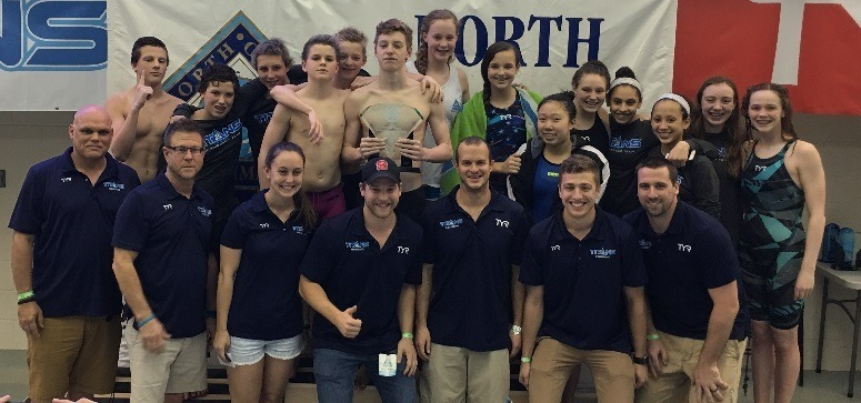 TAC Titans Win North Carolina Age Group Short Course Championships