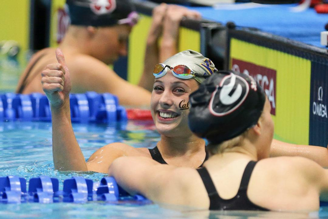 Kathleen Baker Posts 3rd-Fastest Swim in History to Win 100 Back