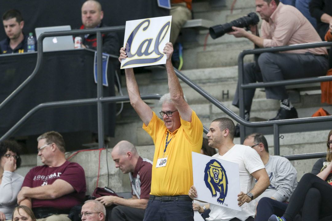 Cal Men Add Diver Robinson On Final Day of Zone E