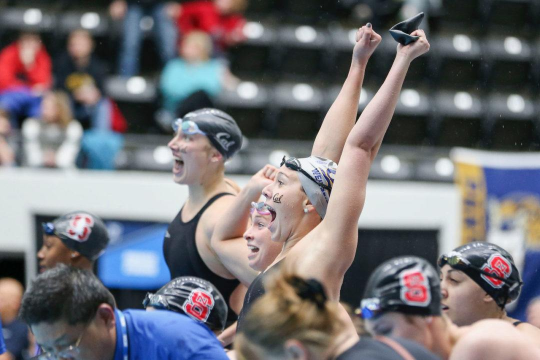 Abbey Weitzeil and Amy Bilquist Review Georgia Invite (Video)
