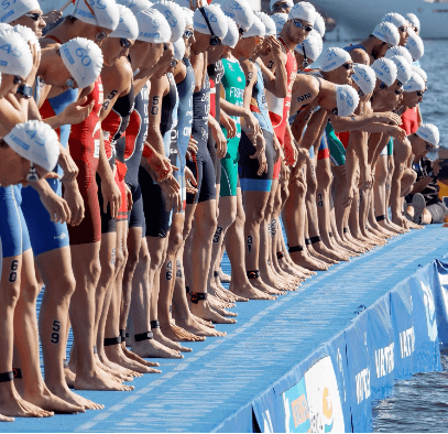 Five Simple Points On Tickling Feet In Open Water Competition