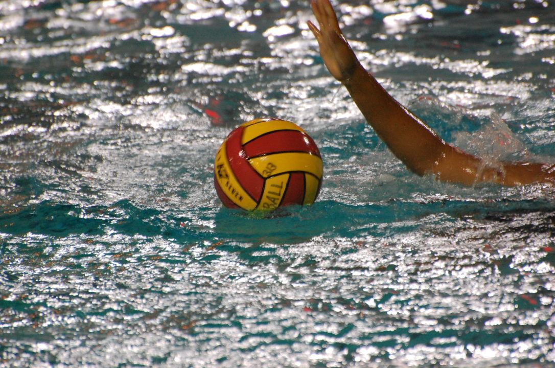 Two Disqualifications Give Uruguay Water Polo Development Trophy