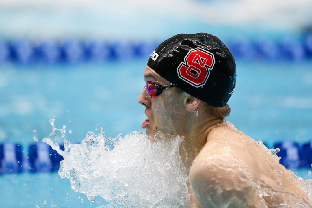 NC State Set To Host Texas In Dual