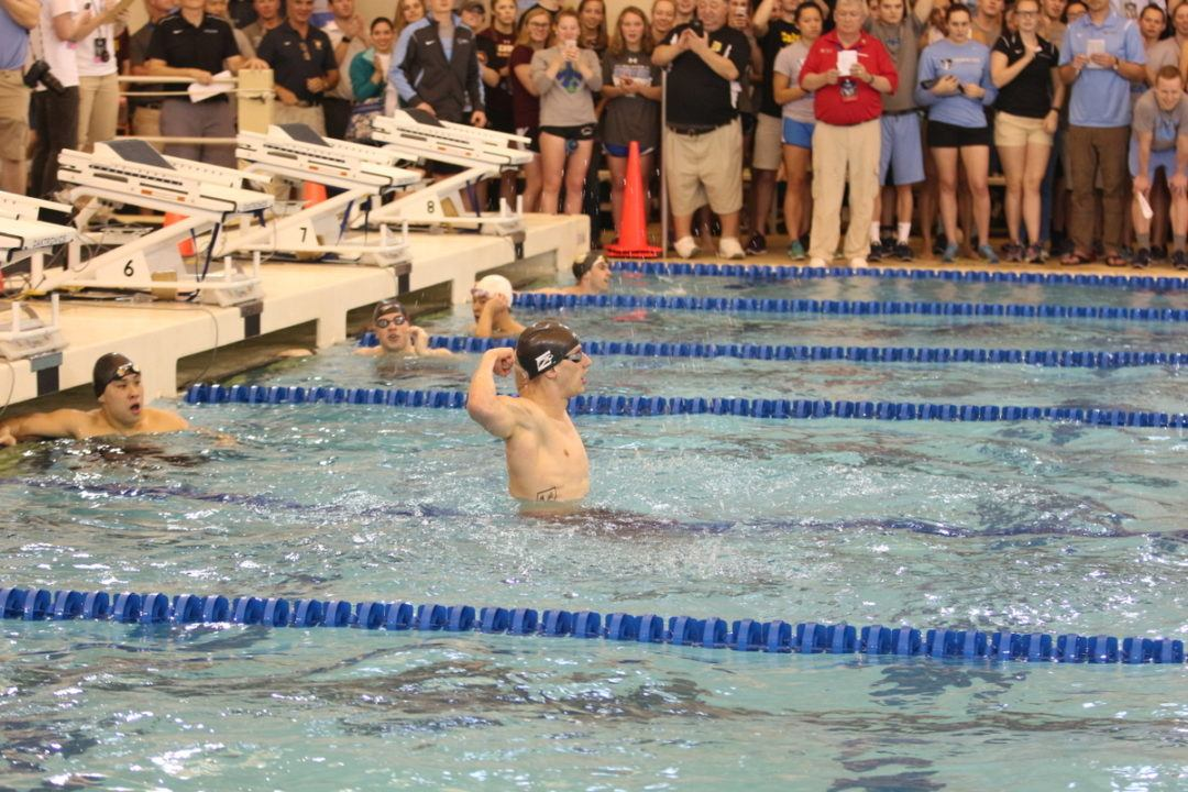 Wilson, Waddell, Sticco-Ivins, and Levy Take Home CSCAA D3 Meet Honors
