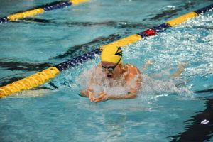 Emory Women Clip NCAA Division III Record in 400 Medley Relay