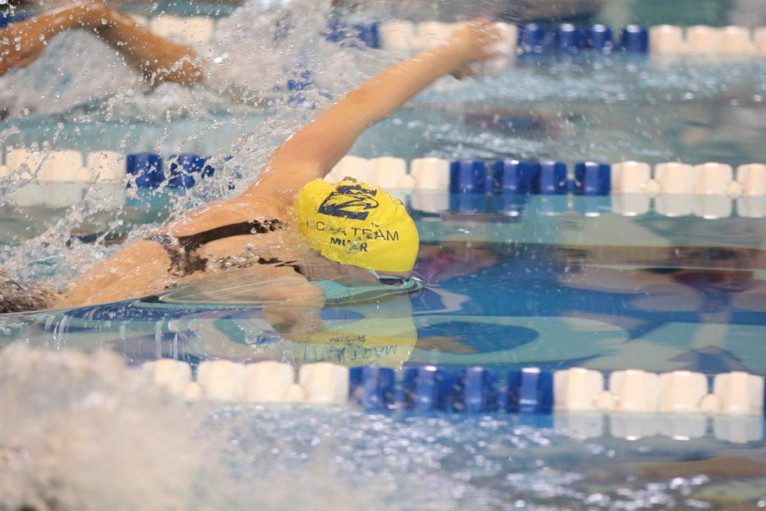 Emory Women Break NCAA D3 Record in 800 Free Relay to End Day 3