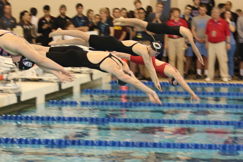 Emory Women Close Out DIII Championships with 400 Free Relay Record