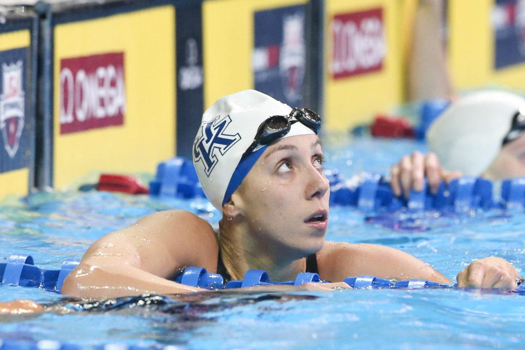 14 Swimmers Selected as Conference Nominees for NCAA Woman of the Year