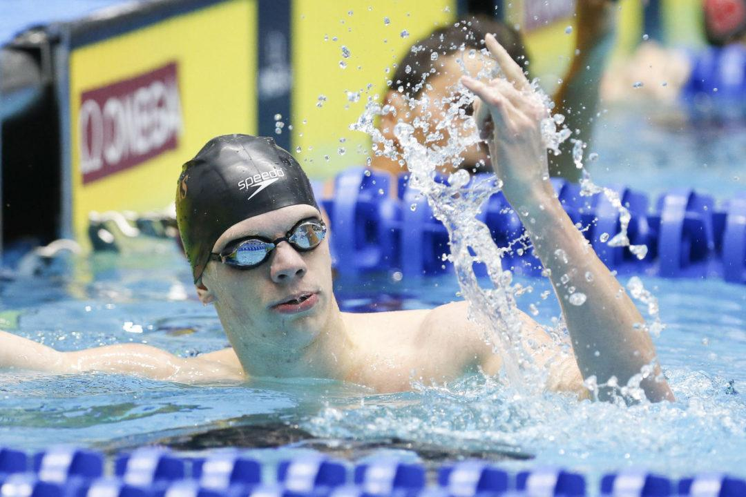 Ledecky, Haas Make Biggest PSS Point Leaps After Nats Day 2