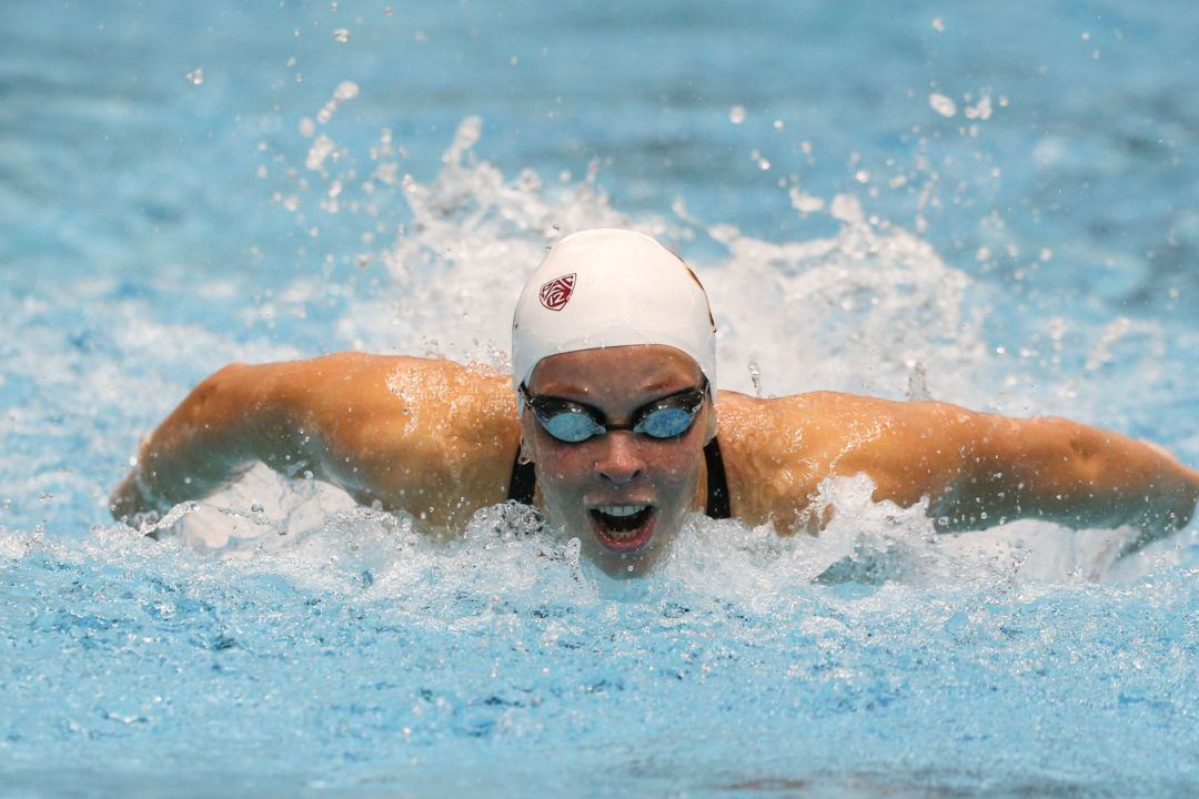 SwimSwam Swimmer of the Month: Louise Hansson, USC