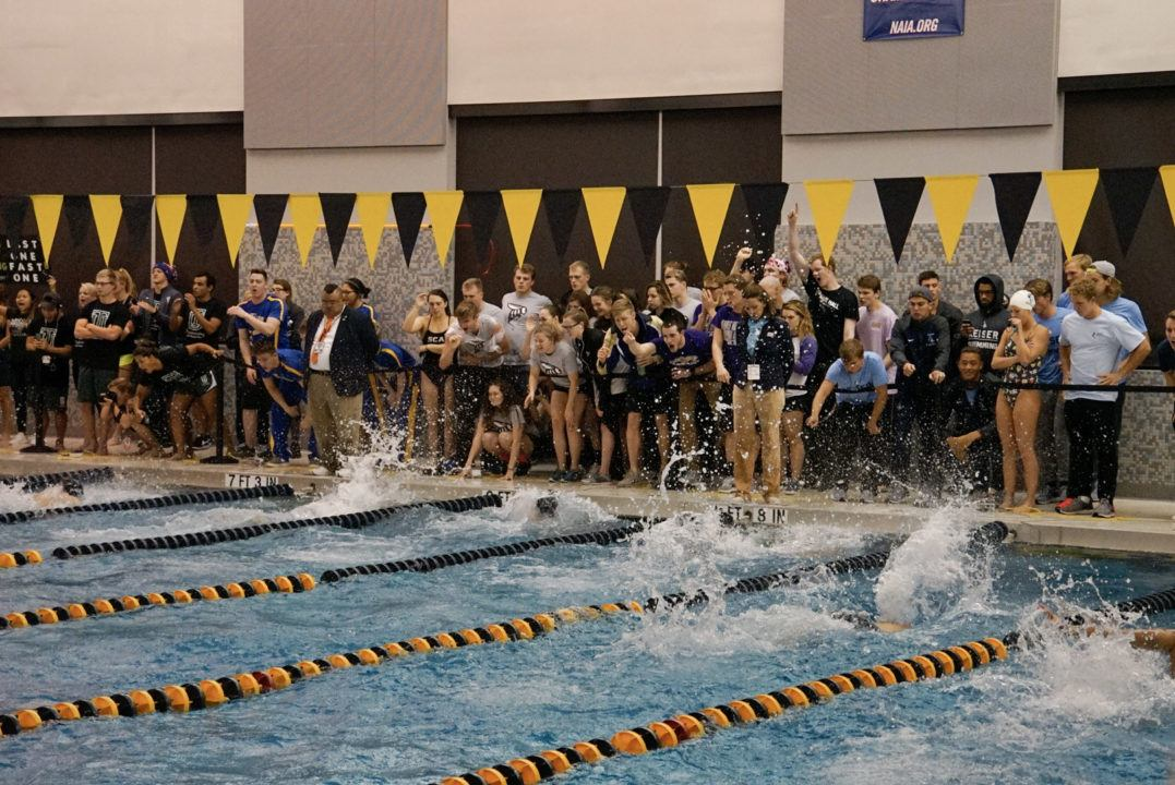 2017 NAIA Nationals: Women's Meet Day 3 Up/Down Report