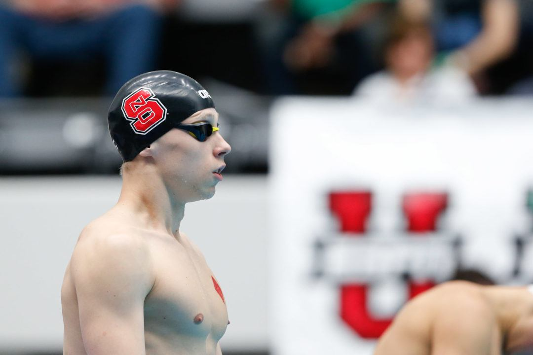 Ipsen, Zevnik Named ACC Swim & Dive Scholar-Athletes Of The Year