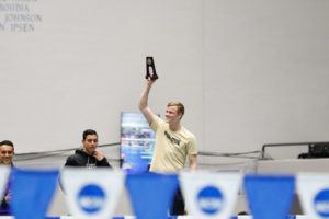 Purdue Men Make Biggest Leap From SwimSwam Predictions At NCAAs