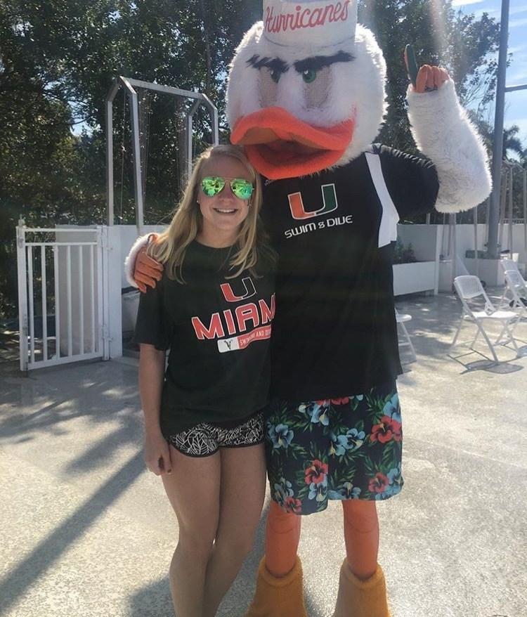 Arlington S Chandler Sensibaugh Commits To Miami Hurricanes