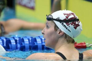 2018 W. NCAAs: Texas A&M Qualifies 4 for 200 Breast A-Final