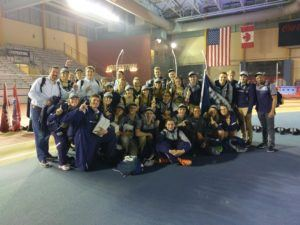 Queens Royals Threepeat NCAA D2 Men's and Women's Team Titles
