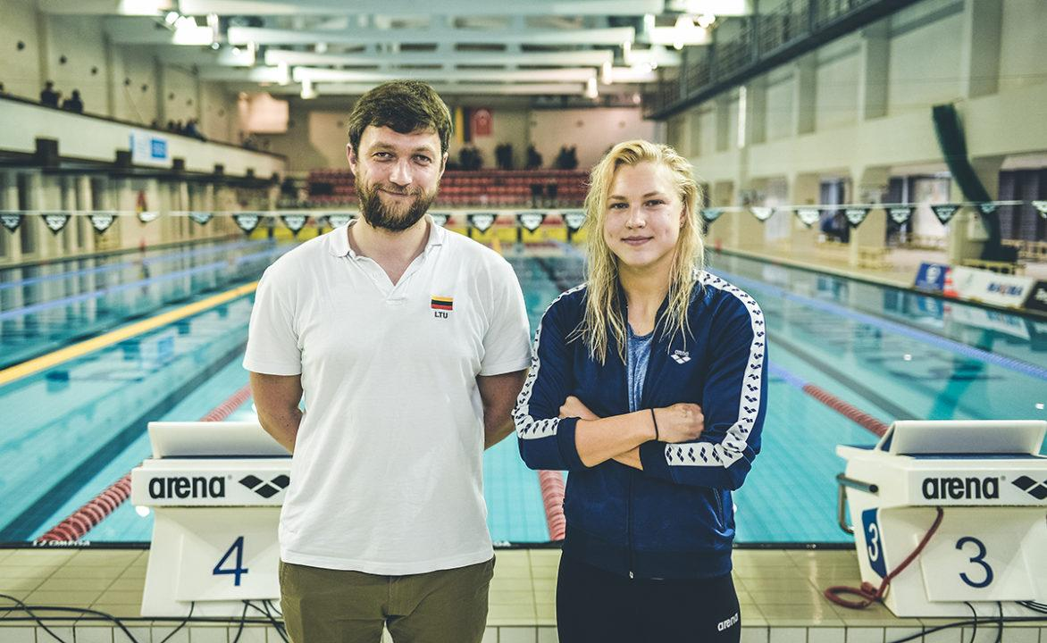 Rejuvenated Meilutyte Finds New Motivation With Andrijauskas