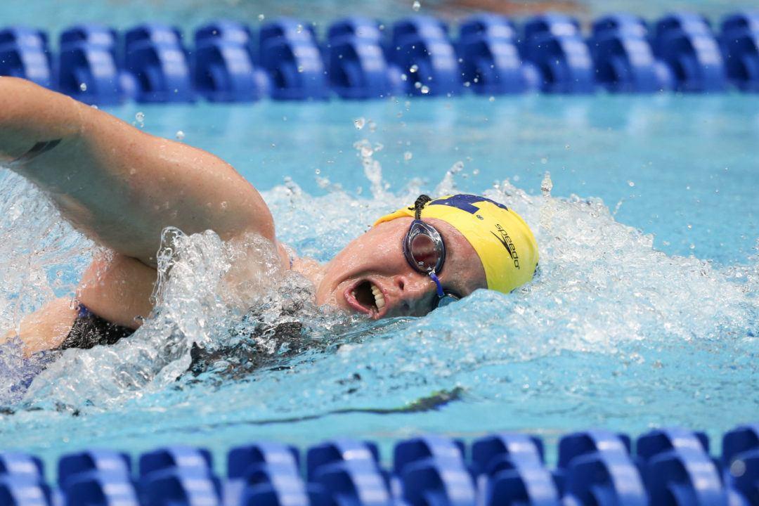2017 Women's NCAA Championships: Day 3 Prelims Live Recap