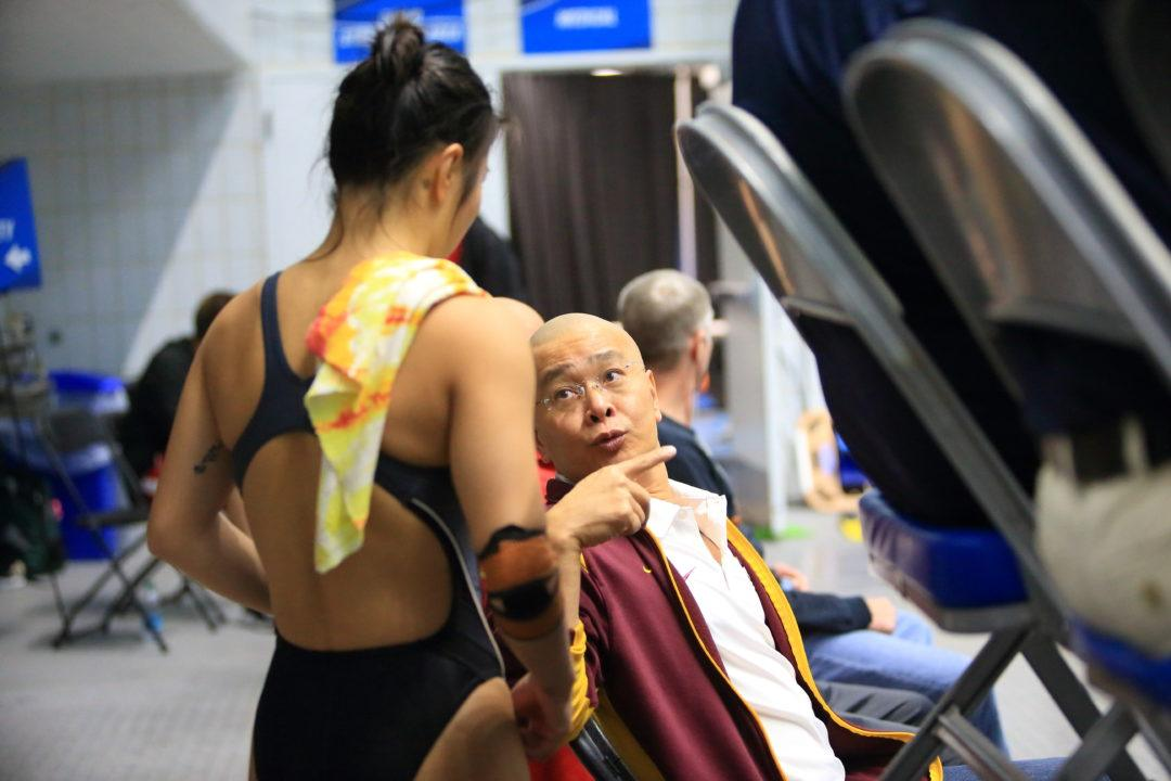 Minnesota's Wenbo Chen Named CSCAA Division I Diving Coach of the Year
