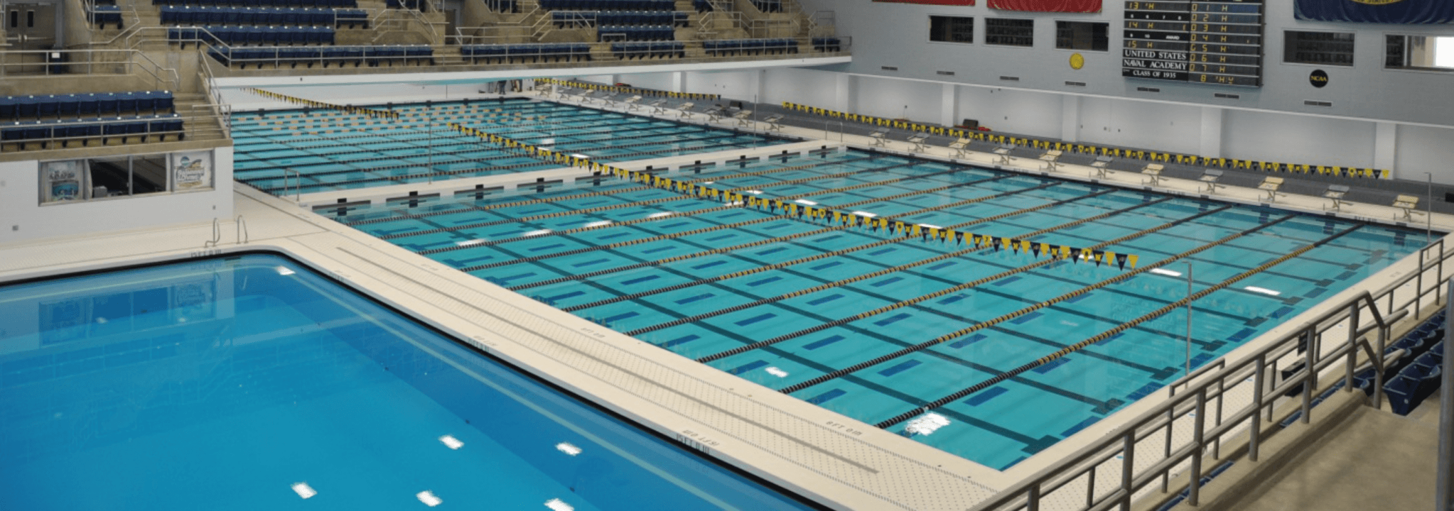 Navy Swimming's Elite Training Camp – Sign Up Today