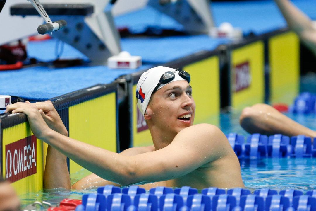 Clark Smith Posts Fastest 200 Free Since 2016 at KMSC Pro-Am