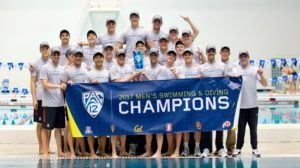 VIDEO: Stanford Celebrates Back-to-Back Men's Pac-12 Championships