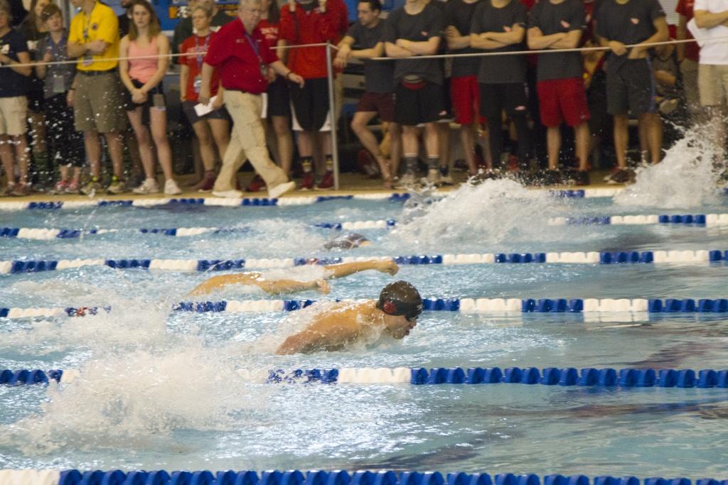 Williams' Trunsky Swims 16th-Best D3 Mile (Men's D3 Weekly Recap)