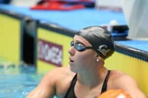Cal's Abbey Weitzeil Named Pac-12 Swimmer Of The Meet
