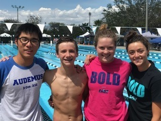 Joshua Zuchowski Breaks 400 Meter IM NAG Record by 6 Seconds