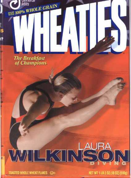 2000 Olympic Champion Laura Wilkinson Selected for Hall of Fame