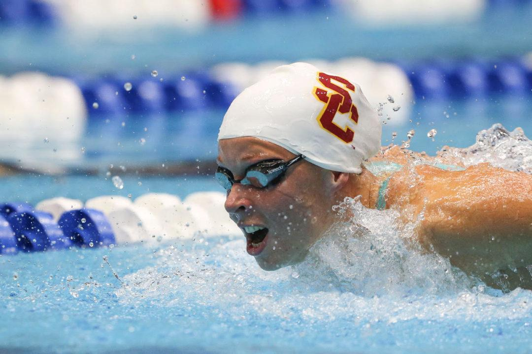 USC Swim & Dive Begins Season With Road Tests