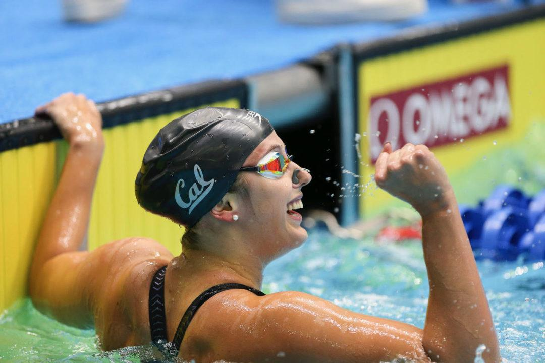 2017 U.S. Trials Previews: Baker, Smoliga Lead Tight Pack in 100 Back